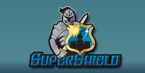 super shield logo